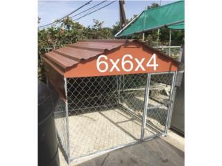 Jaulas para Perros, Puerto Rico