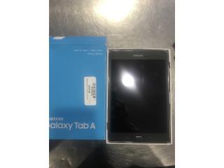 Galaxy Tab A, Puerto Rico