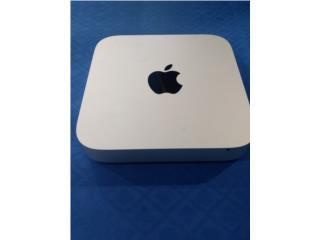 Mac Mini i5, Puerto Rico