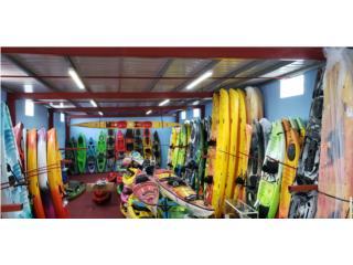 La Tienda de Kayaks #1 en P.R desde 1991, Puerto Rico