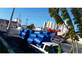 Drones 55 gls plasticos food grade, Puerto Rico