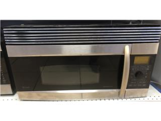GENERAL ELECTRIC MICROWAVE OVEN , Puerto Rico