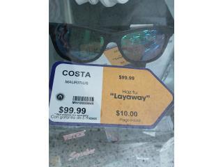 Gafas costa, Puerto Rico