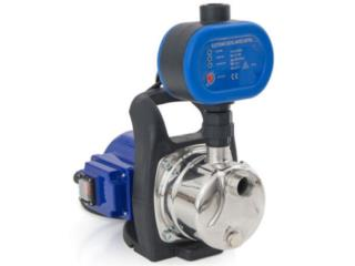 Bomba 1  HP+Electronic Pressure Switch , Puerto Rico