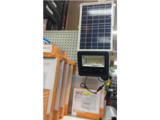 Lámpara solar , Puerto Rico