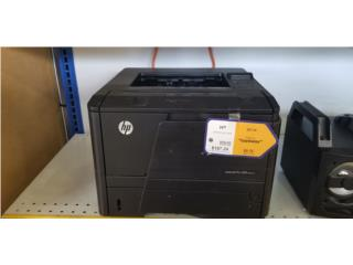 PRINTER LASER HP, Puerto Rico