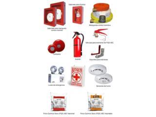 Accesorios, Piezas y Equipo contra incendios , Puerto Rico