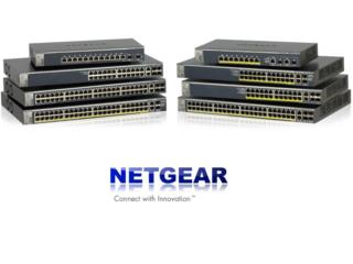 Netgear Puerto Rico Switches Business Only, Puerto Rico