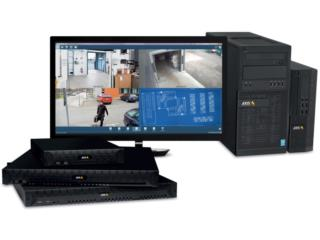 Axis Network Video Recorders Business Only, Puerto Rico