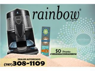 Rainbow Black Último Modelo , Puerto Rico