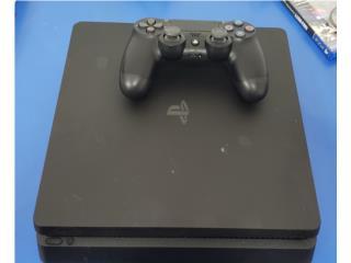 PS4 SLIM DE 1 TB, Puerto Rico