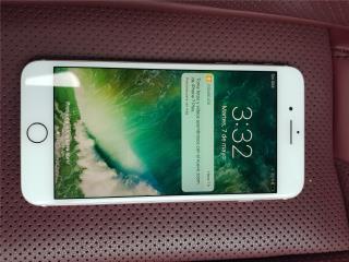 Iphone 8 plus 64gb de desbloqueado, Puerto Rico