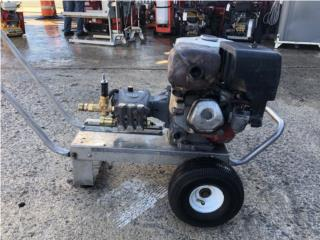 Pressure Washer 4000lbs Belt Drive & Direct , Puerto Rico