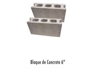 Bloque concreto .65 centavos, Puerto Rico