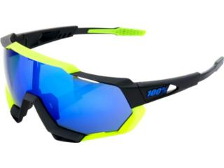 100% Speedtrap Sunglasses Gafas, Puerto Rico