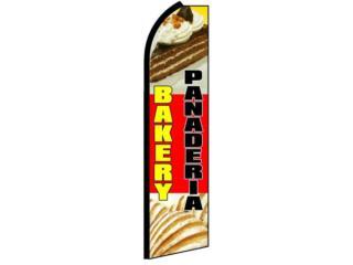 Banner Bakery / Panaderia 2.5 x 11.5  , Puerto Rico