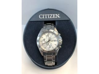 Citizen watch, Puerto Rico