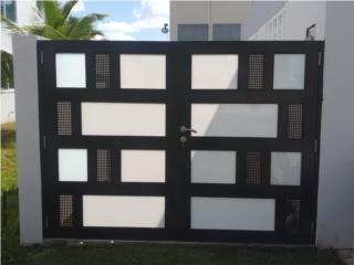 NUESTROS MODELOS NUEVOS EN PORTONES EXTERIOR, Puerto Rico
