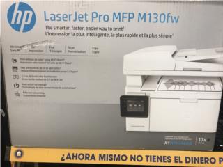 Impresora Laser Jet HP, Puerto Rico