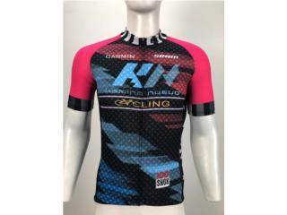 camisa ciclismo jersey Kamino Nuevo, Puerto Rico