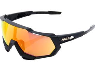 100% SpeedTrap Sunglasses: Soft Tact Black F, Puerto Rico
