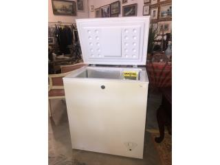Freezer GE 5.5, Puerto Rico