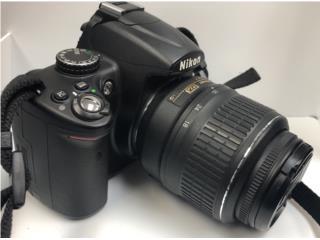 Nikon cámara , Puerto Rico