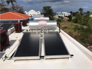 Calentador Convencional (Premium Quality), Puerto Rico