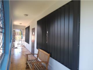 Roll-up shutters al mejor precio. , Puerto Rico