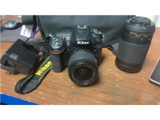 camara Nikon D7200, Puerto Rico