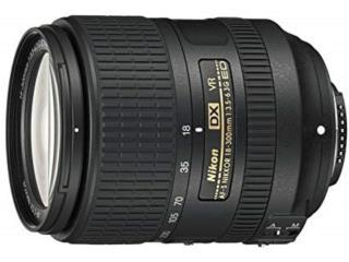 Lente Nikon Nikkor 18-300mm f/3.5 Como nuevo, Puerto Rico