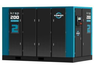 Compresor de Tornillo KAISHAN KRSP2 20-500HP, Puerto Rico