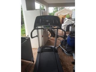 Trotadora Life fitness, Puerto Rico