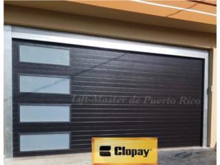 Puerta de Garaje Clopay, Puerto Rico