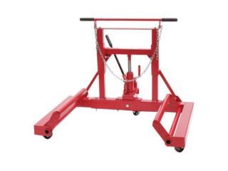 1500lb. Capacity Hydraulic Wheel Dolly , Puerto Rico