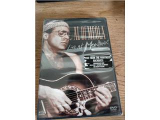 ***AL DIMEOLA, DVD BOX SET, NUEVO ***, Puerto Rico
