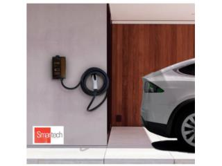 Smart Electric Vehicle Charging Station , Puerto Rico