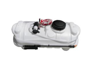 AGRIEase 15 Y 25 Gallon 12v Spot Sprayer, Puerto Rico