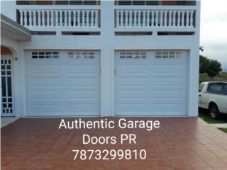 Puertas de garaje tradicionales, Puerto Rico
