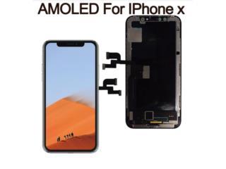 Pantalla LCD OLED iPhone X, Puerto Rico
