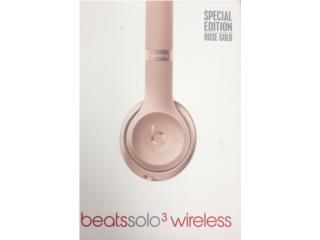 Beats Solo 3 Wireless Rose Gold, Puerto Rico