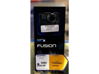 GoPro Camcorder Fusion 5, Puerto Rico
