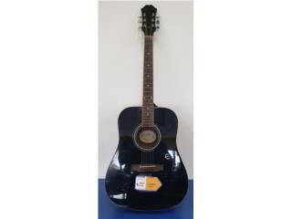 Guitarra Acústicas Epiphone, Puerto Rico