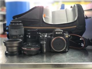 Sony a700, Puerto Rico