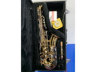Saxofon YAMAHA yas-26, Puerto Rico