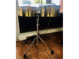 Timbal Dorado Tycoon Percussion  , Puerto Rico