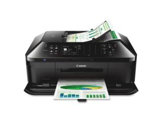CANON PIXMA MX922 wireless all in one inkjet , Puerto Rico