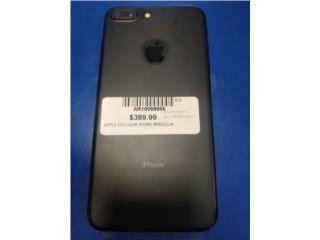iPhone 7 plus 34gb de Claro $389.99, Puerto Rico