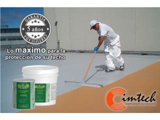 The best sealant systems in the Caribbean!, Puerto Rico