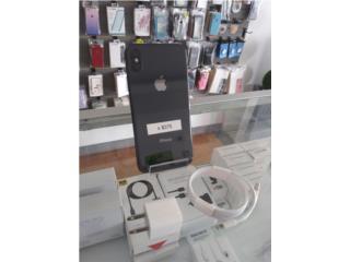 Iphone X 64 GB Negro T-Mobile, Puerto Rico